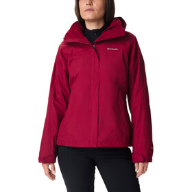 Columbia Venture On Interchange Jacket Women beet